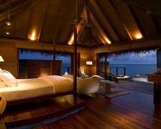 Conrad Maldives Rangali Island Hotel - Deluxe Water Villa