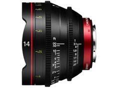 キヤノン:映画制作機器 CINEMA EOS SYSTEM|CN-E14mm T3.1 L F