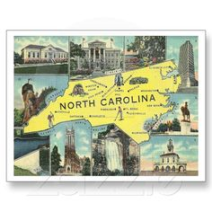 One day I'd love to own a summer cottage in North Carolina