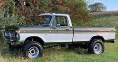 1979 Ford Truck, Ford Ranger Truck, Old Pickup Trucks, Farm Trucks, Lifted Ford Trucks, Car Ford, Diesel Trucks, Cool Trucks, Big Trucks