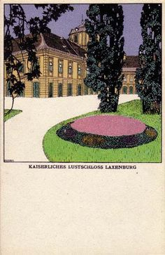 Laxenburg Josef Divéky