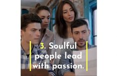 What makes someone a soulful leader? explains 5 traits of soulful leadership from his new book The Soulful Leader: Success with Authenticity, Integrity and Empathy. Book Club Recommendations, Literary Quotes, Edd, Book Lists, New Books, Leadership, Passion, Reading, Videos