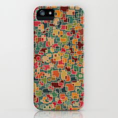 US AND THEM iPhone & iPod Case by Efi Tolia | Society6
