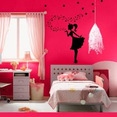 silhouette wall stickers. more stickers on adorable-home.com or follow me for updates :)