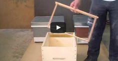 Ορεινή Μέλισσα: Κυψέλη DADANT Παρουσίαση