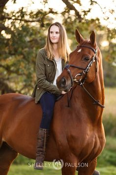 Emily and Olivia - Senior Twins with their Horses - Shelley Paulson