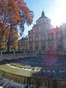 Palacio Real de Aranjuez, Madrid, España