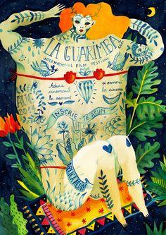 Aitch for La Guarimba :