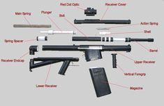 Build A Better Nerf Gun Nerf Gun Nerf And Guns