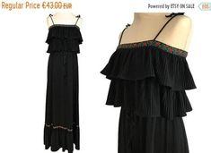 Post Etsy Items on Pinterest Indie Festival, Festival Braid, Dresses For Sale, Dress Sale, Black Braids, Hippie Dresses, Black Knit, Bridesmaid Dresses, Maxi Dresses