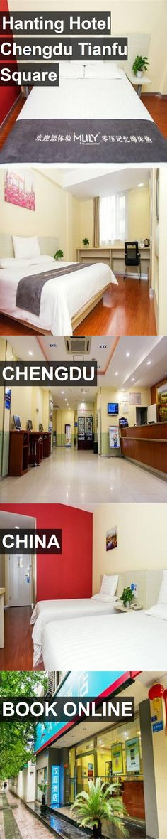 Hanting Hotel Chengdu Tianfu Square in Chengdu, China. For more information, photos, reviews and best prices please follow the link. #China #Chengdu #travel #vacation #hotel