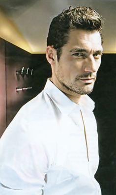 """David Gandy // Age: 33 // Single? Yes, although it seems David's not the easiest man to satisfy. """"My perfectionism can make it difficult. I know my ex-girlfriend struggled,"""" he recently revealed. // David, David... You haven't met the right woman. We should meet! :)"""