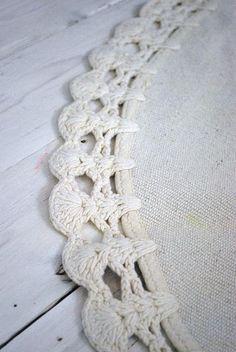 crochet edging