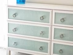 DIY : une commode shabby chic ! • Hellocoton.fr