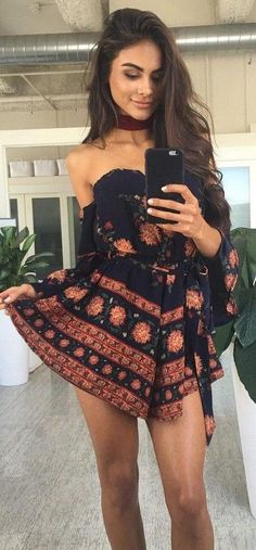 Little Paisley Playsuit                                                                             Source