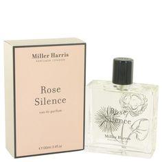 Rose Silence by Miller Harris Eau De Parfum Spray 3.4 oz
