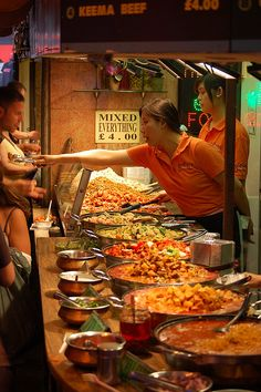 Comida china en Candem Town by JPepeG, via Flickr