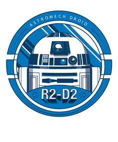 Star Wars R2-D2. Astromech Droid