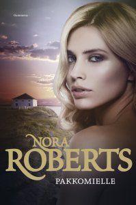 """""""Pakkomielle"""" by Nora Roberts"""
