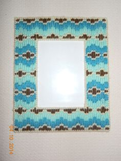 Southwestern Picture Frame