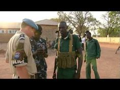 Missie in jonge staat Zuid-Soedan - UNMISS (video)   Algemene Vereniging van Reserve Militairen