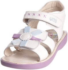 umi Toddler Mina Sandal (Infant/Toddler/Little Kid) >>> Check this awesome image  : Girls sandals