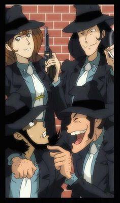 Blade Runner, Conan, Dylan Dog, Lupin The Third, Good Anime Series, Magic Kaito, My Favorite Image, Manga Games, Miyazaki