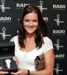 Can't w8 to see @ARadwanska & our friends at @rado at Taste of Tennis @WHotelsNYC! #rado #totnyc #officialtimepiece