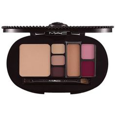 Natural Glamour face palette