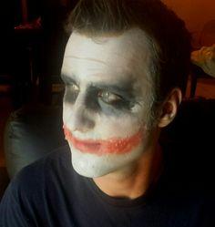 SFX Joker look