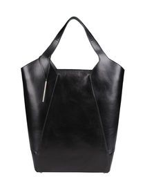 CALVIN KLEIN COLLECTION - Large leather bag