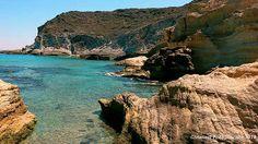 Galería Fotográfica de las playas y calas más conocidas del Parque Natural Cabo de Gata-Níjar, realizada por Manuel Peña Jiménez, fotógrafo aficionado.