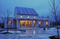 6 Prefab Houses That Could Change Home Building - Prefab Design, Modular Building, Design, Heat-Recovery Systems, Net-Zero Energy, Cost-Effective Design, Green Materials, Energy Efficiency - EcoHome Magazine