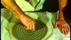 Hand-building techniques ~ pottery without wheel - YouTube
