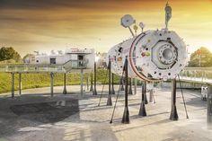 La station MIR, à visiter à la Cité de l'espace .Une idée de visite pendant vos vacances.A 25 mn du camping*** domaine St Laurent http://www.camping-carcassonne-toulouse.com
