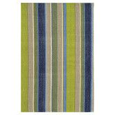 6x9 for Aidan's room. Found it at Wayfair - Pueblo Woven Marina Stripe Rug