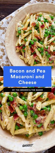 It's the same warm, cheesy, and gooey macaroni and cheese—just healthier. #healthy #cheese #comfortfood https://greatist.com/health/best-healthy-mac-and-cheese-recipes-101413