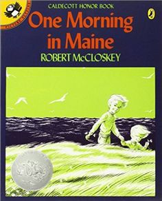 Robert McCloskey's 1954 story 'One Morning in Maine' takes place on Outer Scott Island, which has been donated to the Nature Conservance.