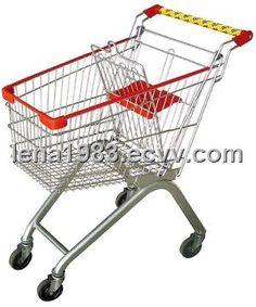 OEM, ODM Shopping Cart, supermarket cart trolleys(HB03) (HB03) - China supermarket cart trolleys, Huing Carriage Bolt, Oem, Cart, China, Shopping, Productivity, Covered Wagon, Porcelain, Strollers