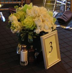 This is a cube vase floral arrangement that features roses, stock and hydrangea in a white and green color scheme.  See our entire selection at www.starflor.com.  To purchase any of our floral selections, as gifts or décor, please call us at 800.520.8999 or visit our e-commerce portal at www.Starbrightnyc.com. This composition of flowers is generally available for same day delivery in New York City (NYC). SQ213
