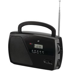Gpx Shortwave Am And Fm Radio