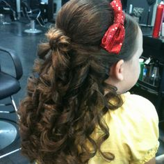 Recital hair by Roxanne @ LaMaison Salon