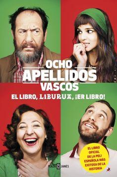 """Ocho apellidos vascos"" (el libro) http://www.imosver.com/es/libro/ocho-apellidos-vascos_0010038515"