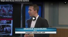 Badgers Game Day app enhances fan experience  Badgers Game Day app enhances fan experience  http://www.nbc15.com/content/news/Badgers-Game-Day-app-enhances-fan-experience-395899471.html