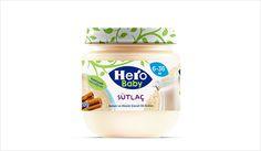 Hero Baby'den bebeklere tarçınlı sütlaç