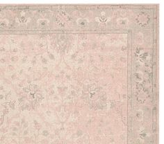 Monique Lhuillier Printed Rug | Pottery Barn Kids
