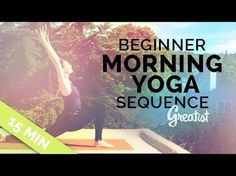 This 15-Minute Morning Yoga Routine Wakes You Up Better Than Coffee | Greatist