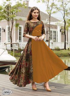 *Texstile Arena Presenting* To Printed Kurti Designs, Kurta Designs, Kurti Designs Party Wear, Blouse Designs, Pakistani Dresses, Indian Dresses, Stylish Dresses, Fashion Dresses, Cotton Gowns