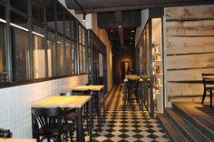 Horeca Interior | Coffee bar | Horeca Design | Horeca Concept
