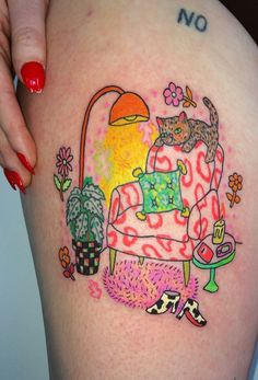 Charline Bataille tattoo (I already have a tattoo designed by her) Dainty Tattoos, Pretty Tattoos, Beautiful Tattoos, Small Tattoos, Cool Tattoos, Tatoos, Dream Tattoos, Mini Tattoos, Future Tattoos